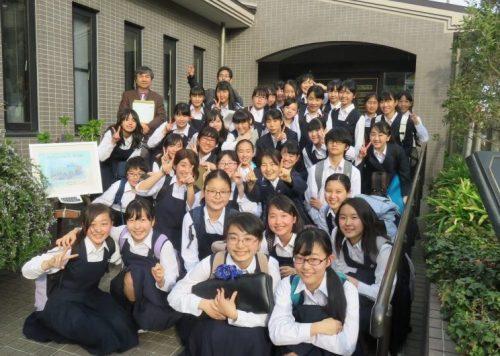湘洋中学器学部「第3回ふれあいコンサート」   オーシャンプロムナード湘南