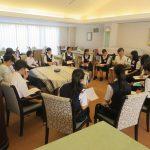 湘洋中学校器楽部 見学・研修会を開催しました
