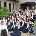 藤沢市立湘洋中学校器楽部「第5回ふれあいコンサート」が開催されました