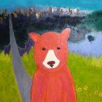 【ギャラリー展示】<br>よしざわようこ 版画と油彩画展<br>「おしゃべりな動物たち」開催